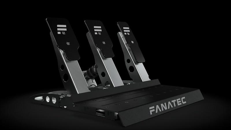 Fanatec CSL Pedals Upgraded
