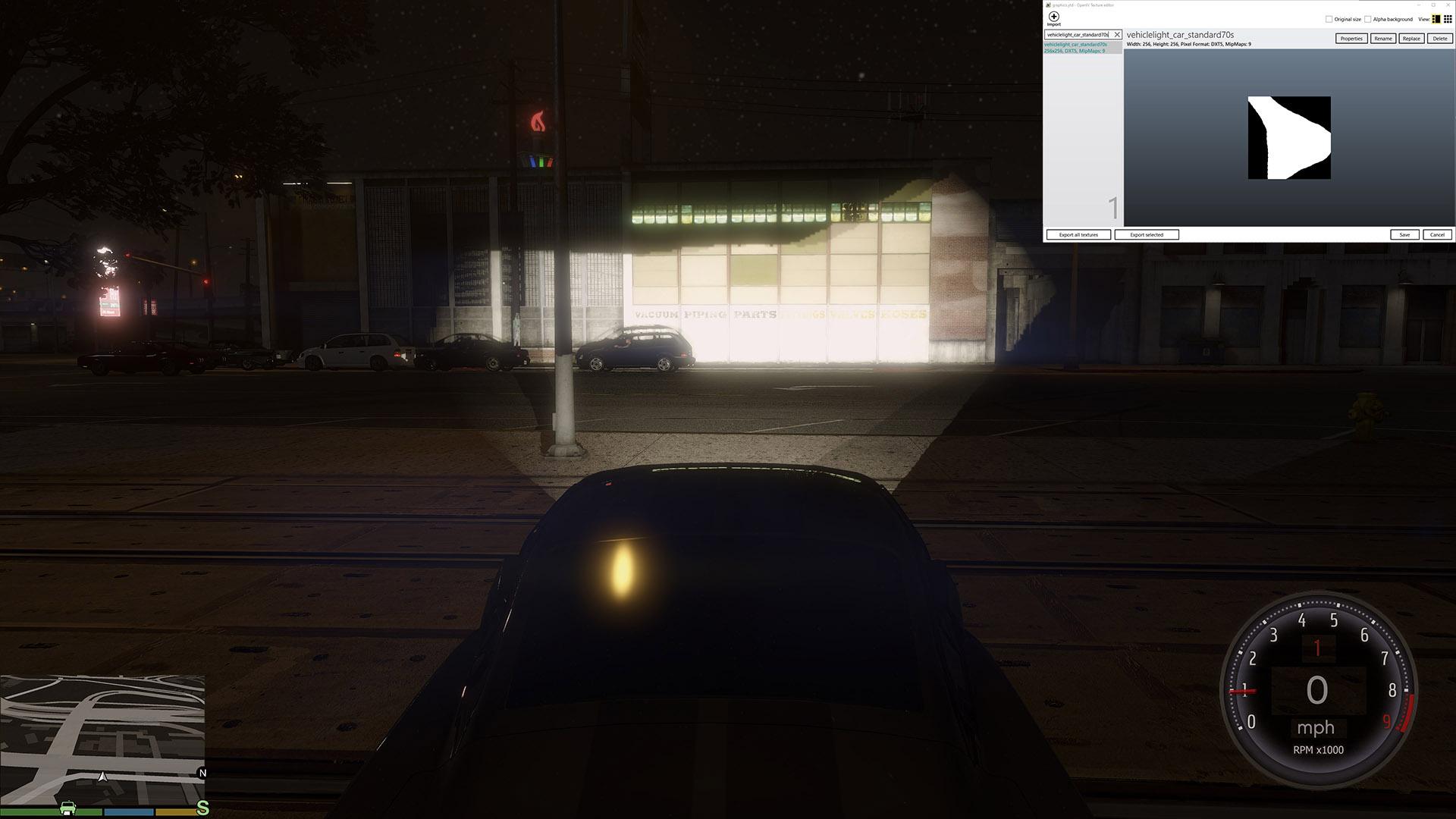 Headlights Default