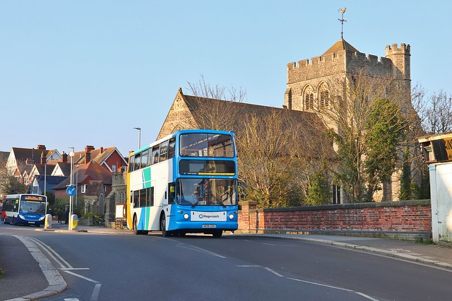 Stagecoach East Kent 18411 AE06GZH - Bexhill
