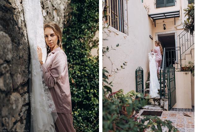 2020 Wedding in Spiridon church - Corfu