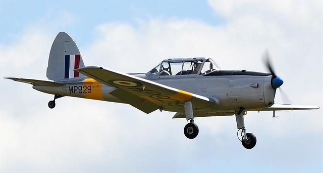 1952 De Haviland DHC-1 Chipmunk T.10  G-BXCV RAF WP929
