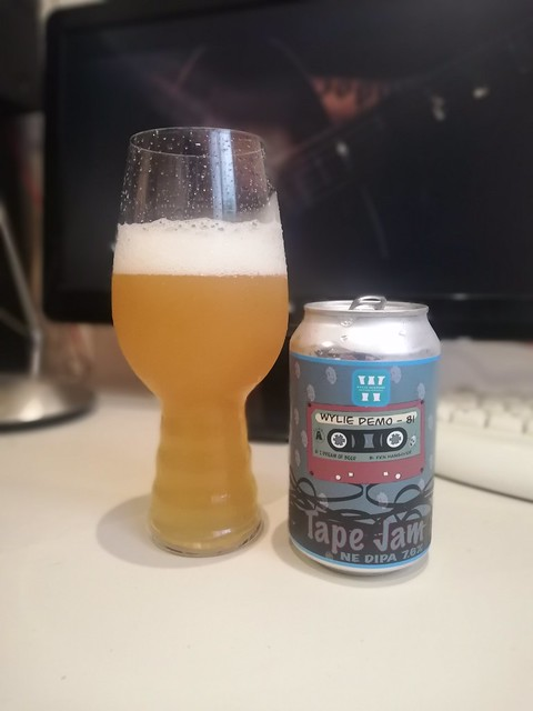 Wylie Brewery Tape Jam