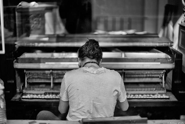 Cuisiner le piano