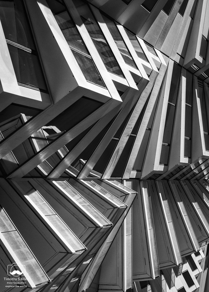 An Abstract View of the Mira SF Building