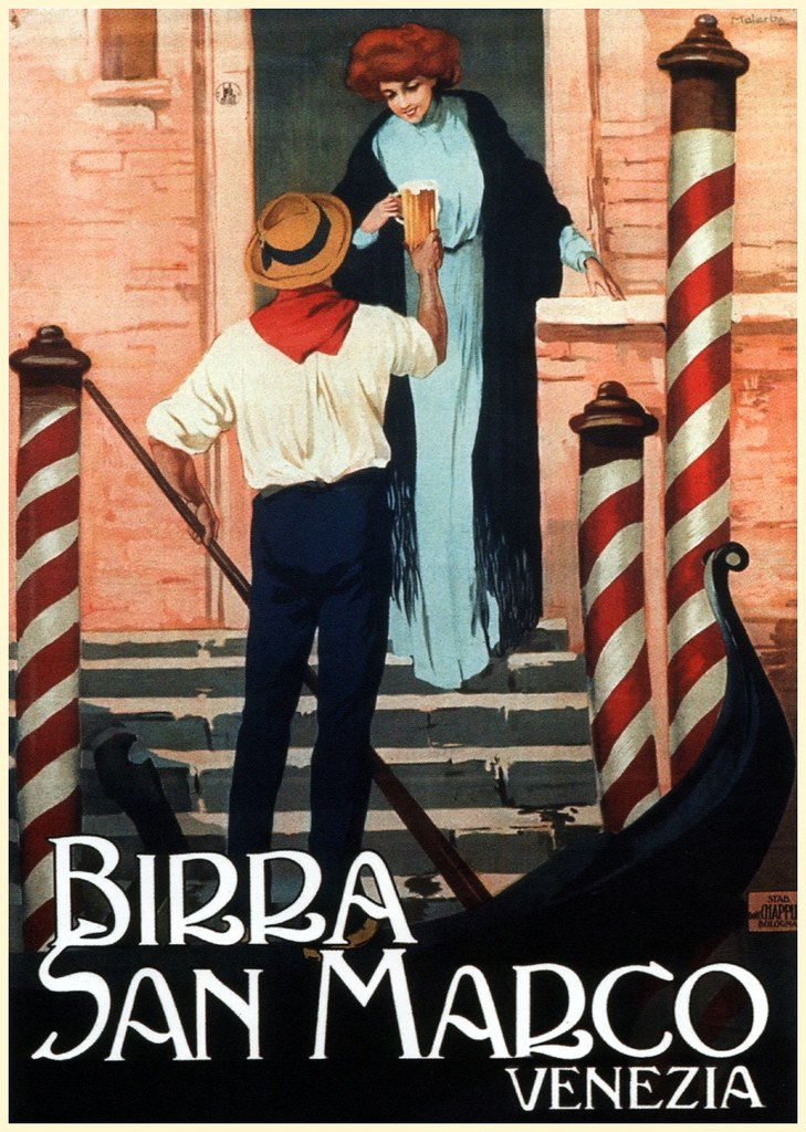 BIRRA SAN MARCO - 1909c