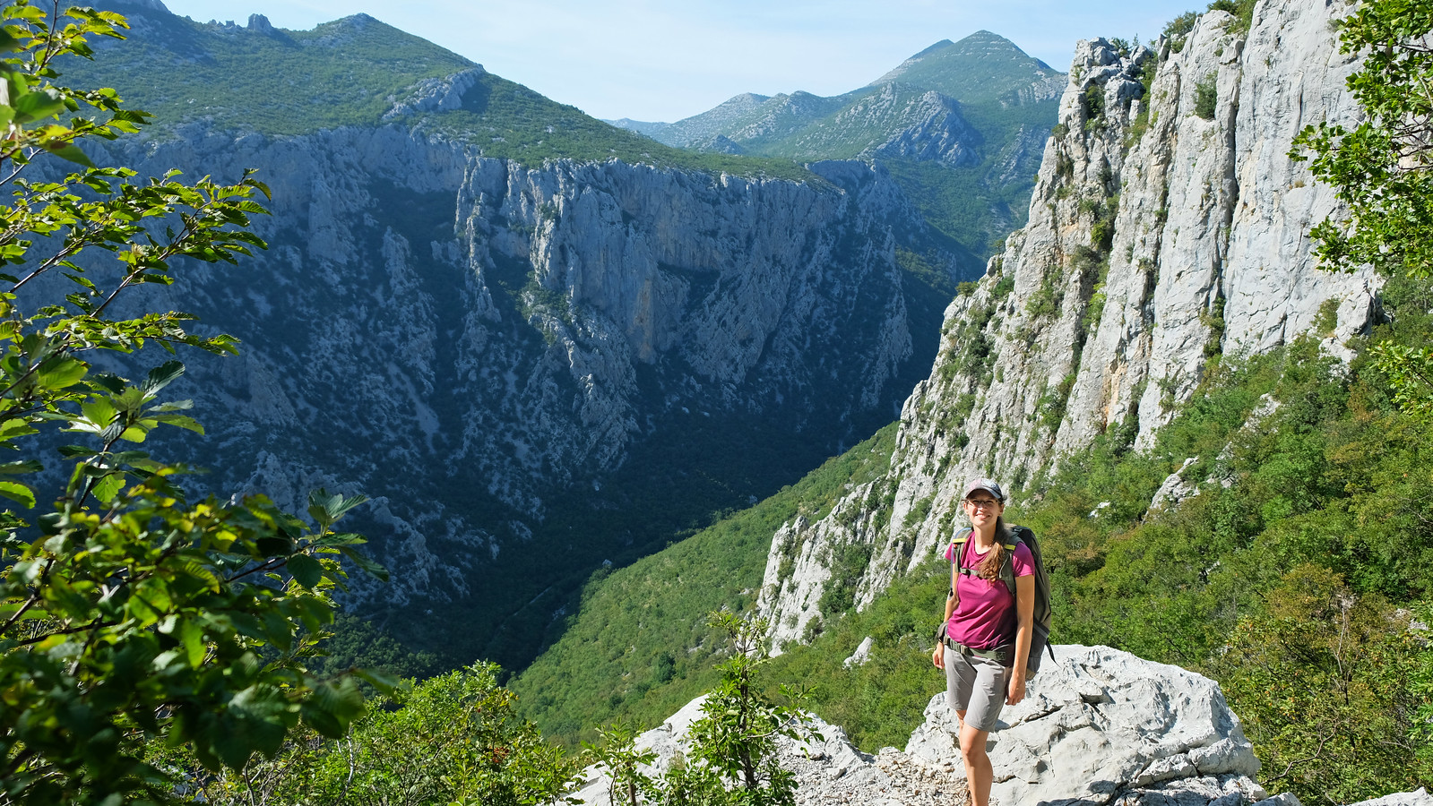 Velika Paklenica, Paklenica National Park, Croatia