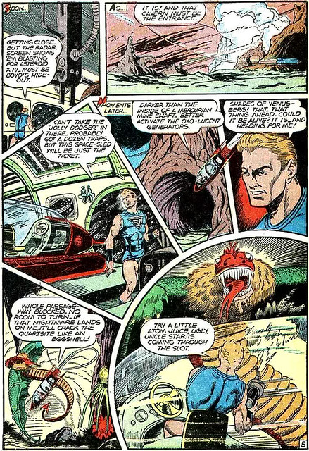 Planet Comics #46 / 5