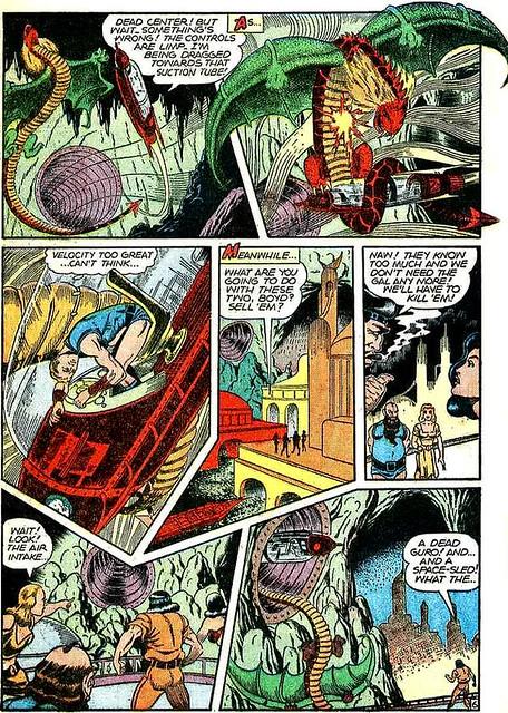 Planet Comics #46 / 6