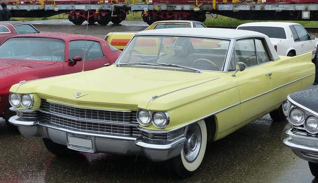 Cadillac Coupe de Ville 1963 vl