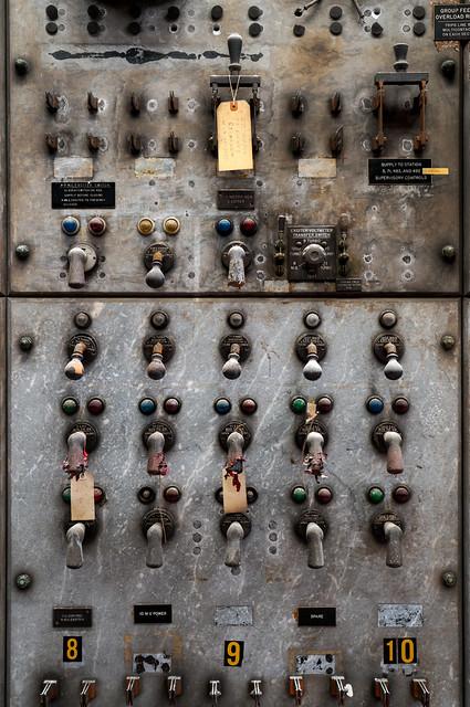 Control Panel Bley
