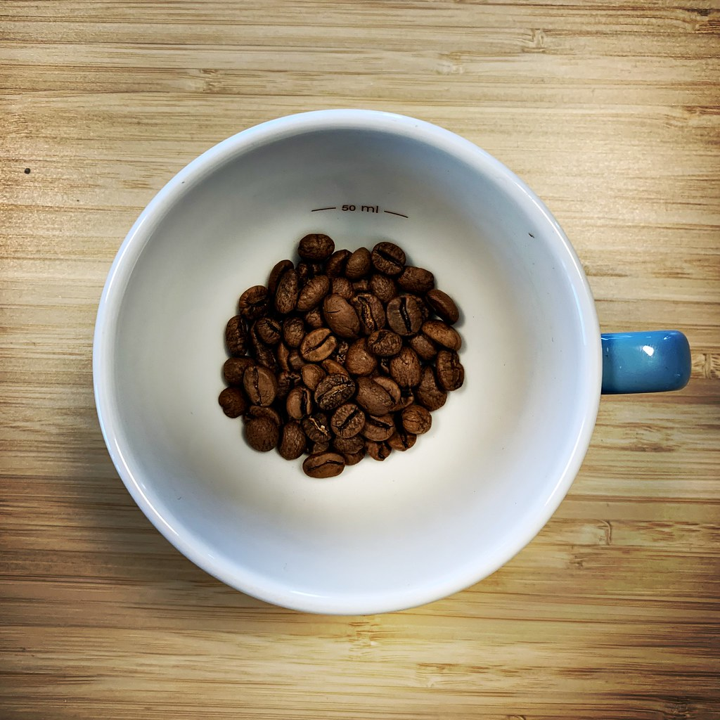 Coffee Chronicles 010 - The Beans