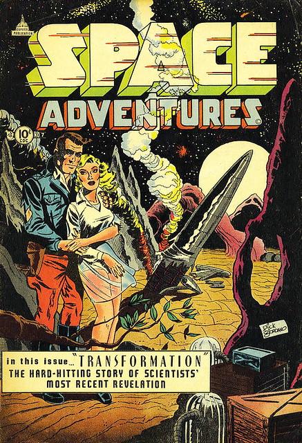 Space Adventures #7