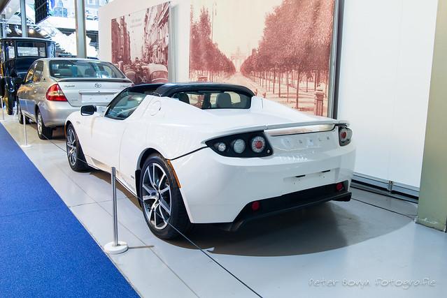 Tesla Roadster - 2009