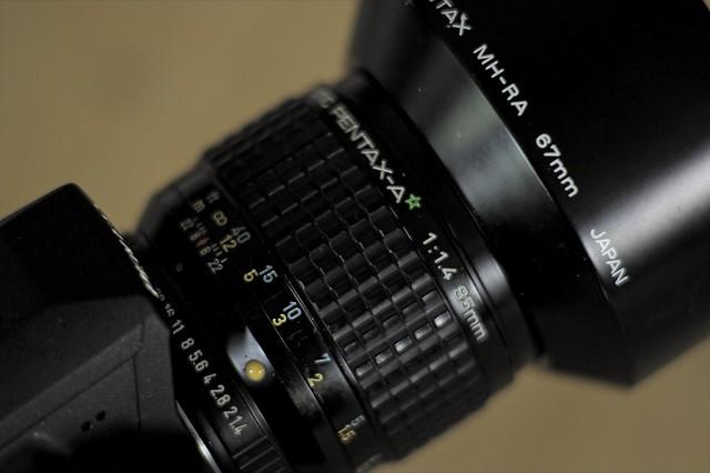 SMC A* 85mm f1.4