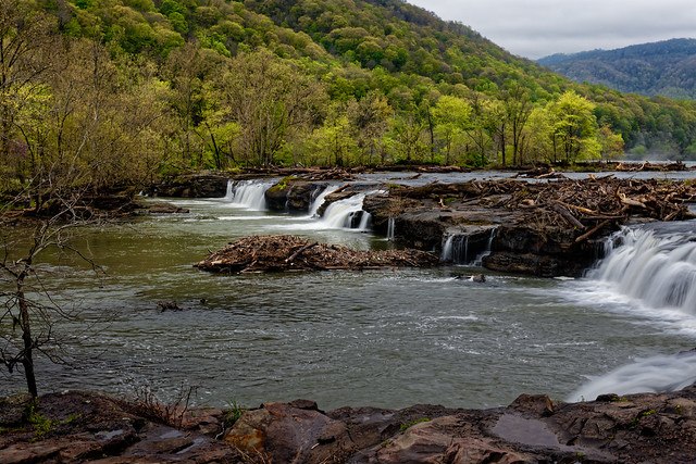 There's No Need for Hurry (New River Gorge National Park & Preserve)