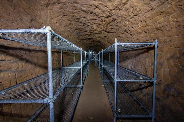 Dodge Hill Deep Level Shelter