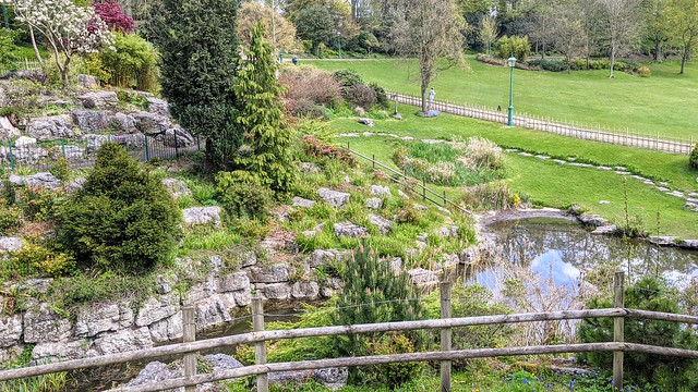 Gardens at Avenham Park