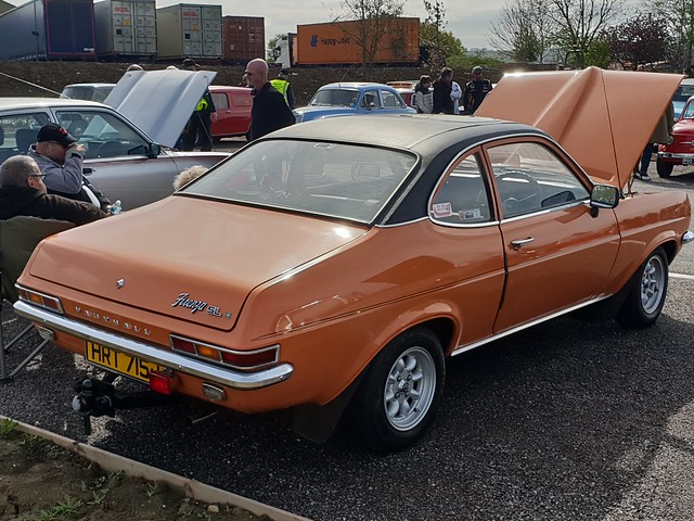 Vauxhall Firenza 2000 SL (1971)