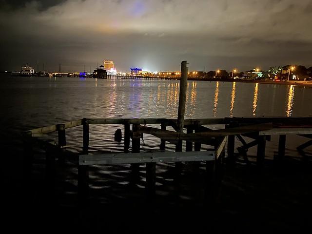Biloxi by night