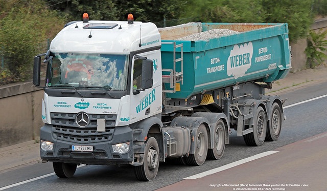 IL 253MU Mercedes 02-07-2020 (Germeny)
