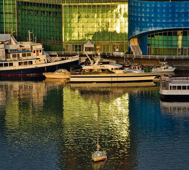2021 - Vancouver - Enterprise Hall Reflection