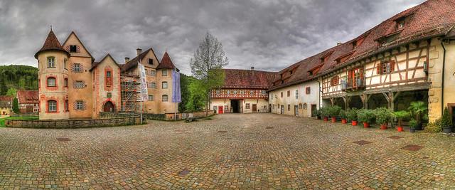 Sulz a. Neckar - Wasserschloss Glatt 07