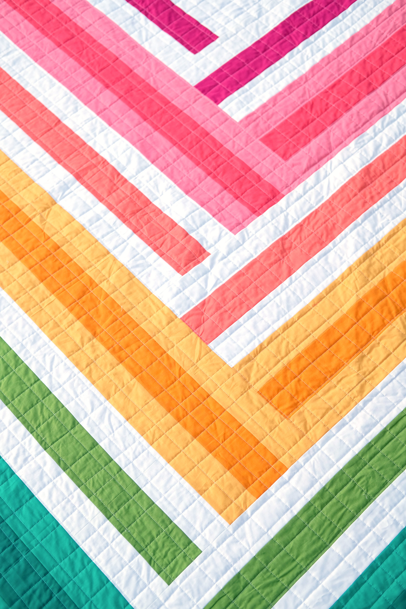 The Zoe Quilt - Kitchen Table Quilting