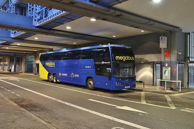 Stagecoach Midlands 54279 YX66WNL - London Victoria