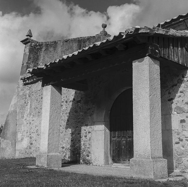 Riaza, ermita de San Roque.