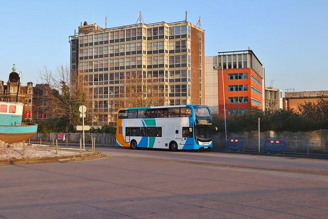 Stagecoach East Kent 15329 YN67YLB - Hastings