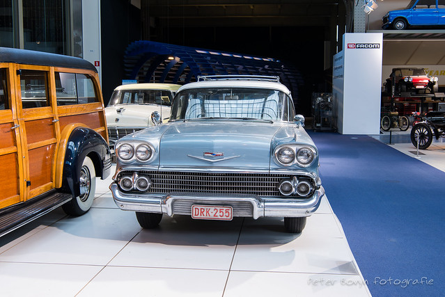 Chevrolet Brookwood - 1958