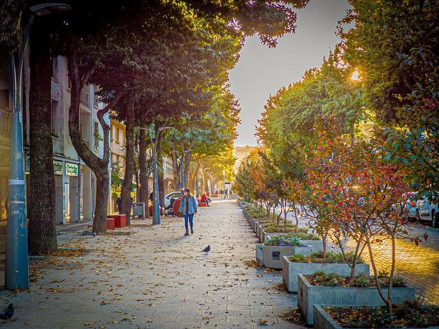 La diagonal - Concepción, Chile
