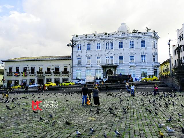 Quito, centro histórico