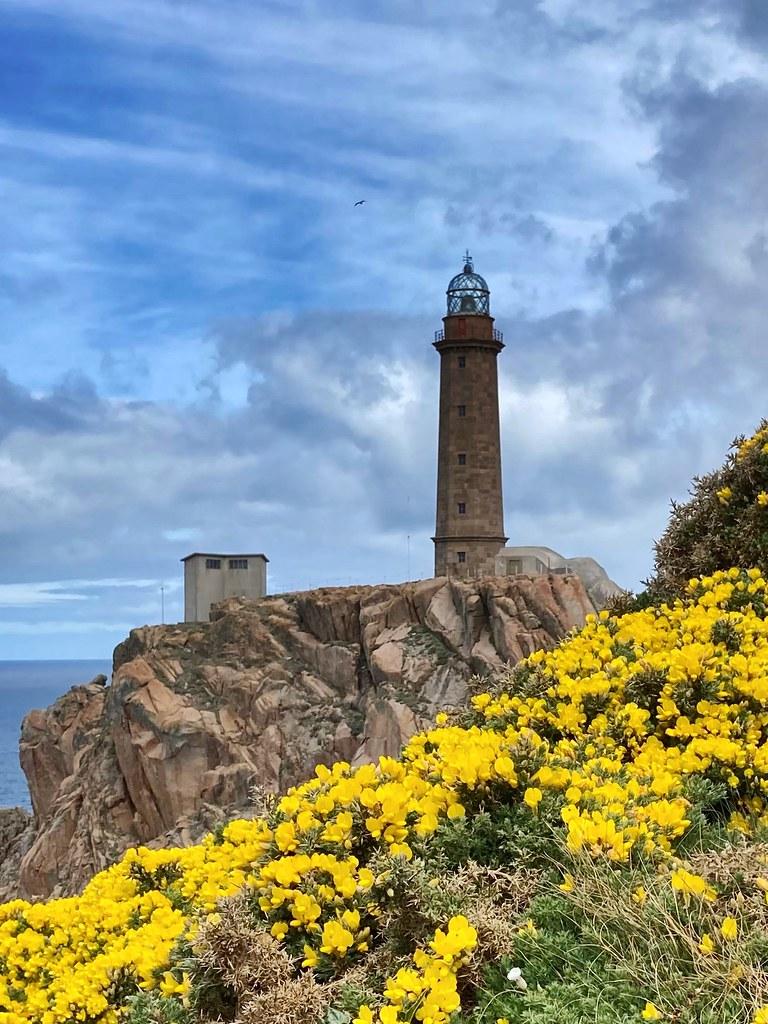 cabo Vilan lighthouse, Galicia