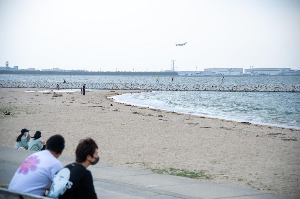 りんくうビーチ
