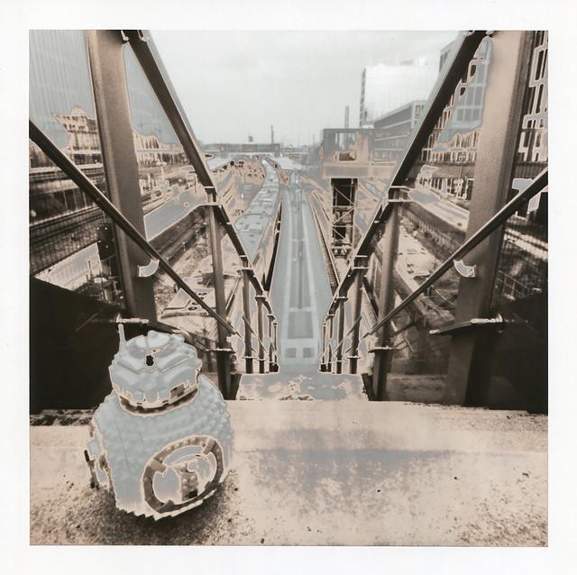 BB-8 - Abgang zum Bahnsteig