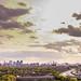 London as seen from Beckton Alp