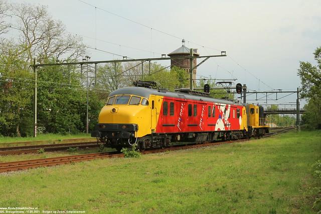 Stichting 2454-CREW 3029 & 2454 - Bergen op Zoom (NL) 11-05-2021.