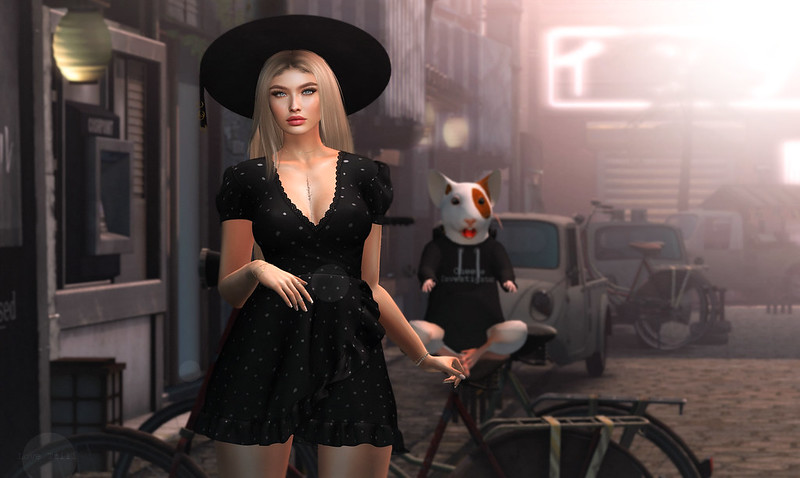 Better in a black dress