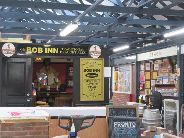 Bob Inn, Chorley Indoor Market