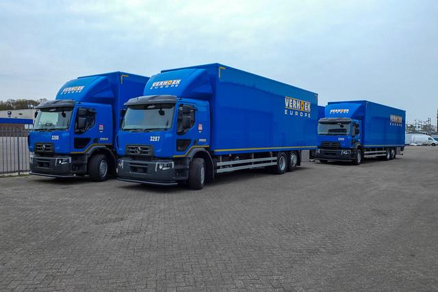 Renault D-Wide Verhoek Genemuiden