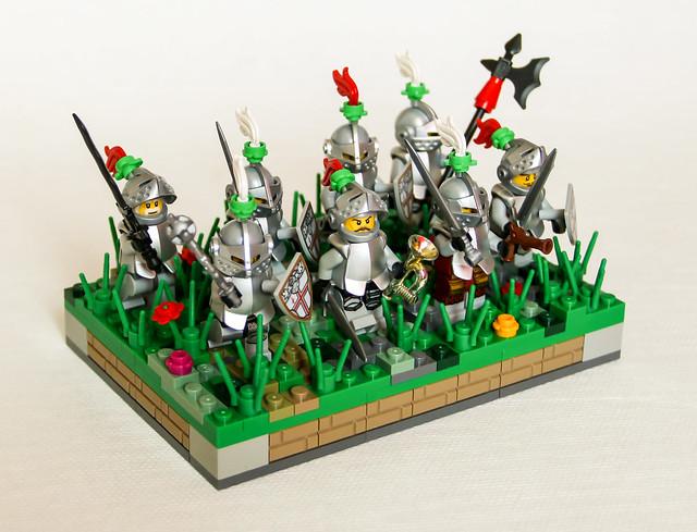 Reiksguard Foot (Reiksguard knights)