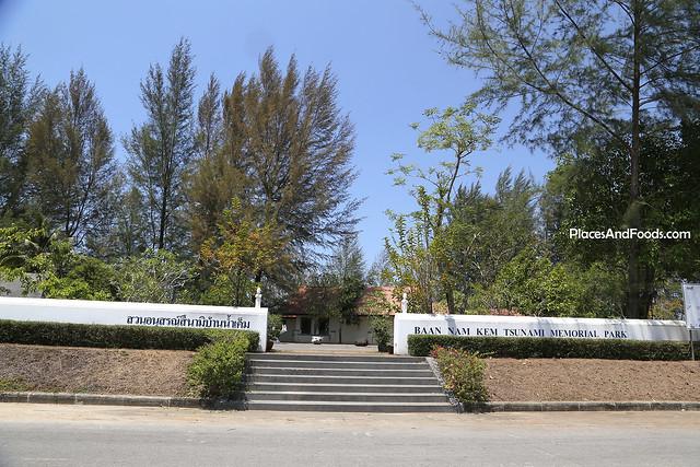 Baan Nam Ken Tsunami Memorial Park