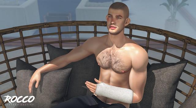 I broke my arm :(