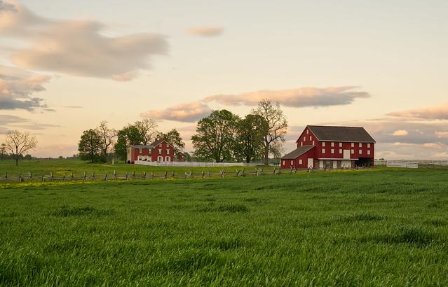 Sherfy Farm, Gettysburg Batlefield