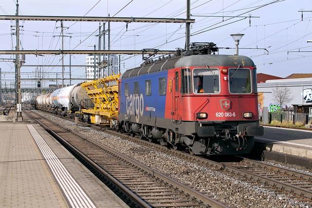 SBB Re 6/6 620 083 Pratteln