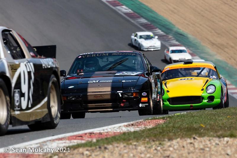 CALM All Porsche Trophy & Bernie