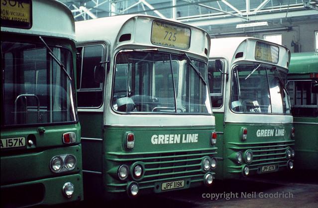 LT/LCBS bus garages