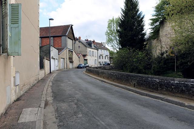 rue du moulin d'écorce