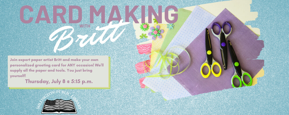 card making event